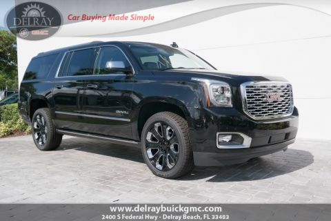 New 2019 GMC Yukon XL Denali With Navigation & 4WD