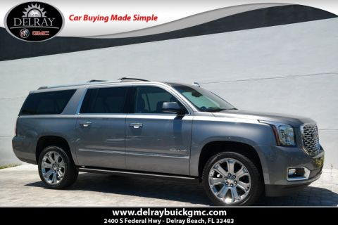 Certified Pre-Owned 2018 GMC Yukon XL Denali 4WD