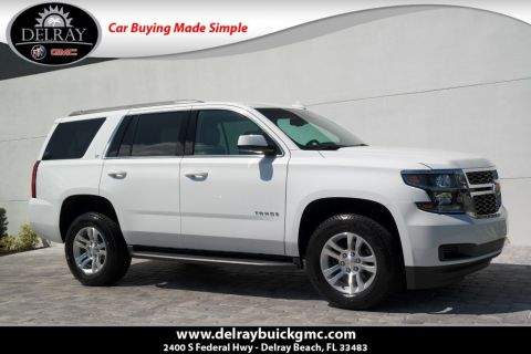 Pre-Owned 2020 Chevrolet Tahoe LT With Navigation