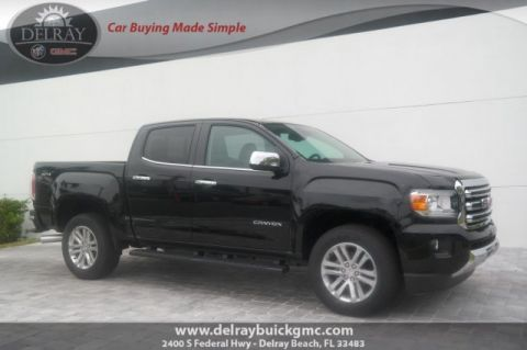 New 2019 GMC Canyon SLT 4WD