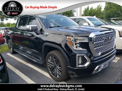 Pre-Owned 2019 GMC Sierra 1500 Denali With Navigation