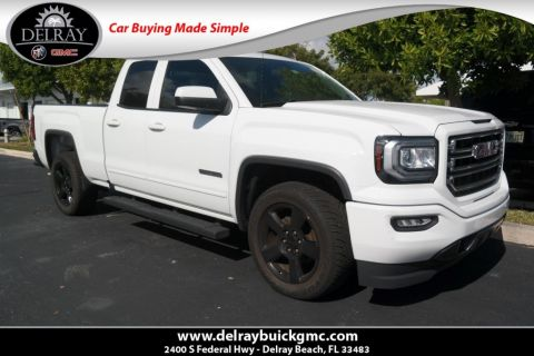 Pre-Owned 2016 GMC Sierra 1500 Elevation