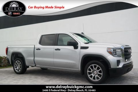 Certified Pre-Owned 2019 GMC Sierra 1500 Crew 4WD