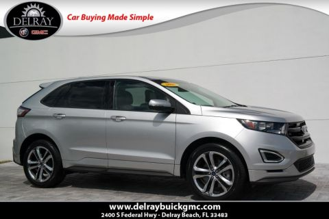 Pre-Owned 2016 Ford Edge Sport AWD
