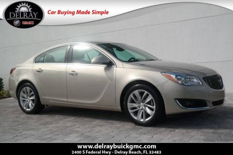 Pre-Owned 2016 Buick Regal Premium II