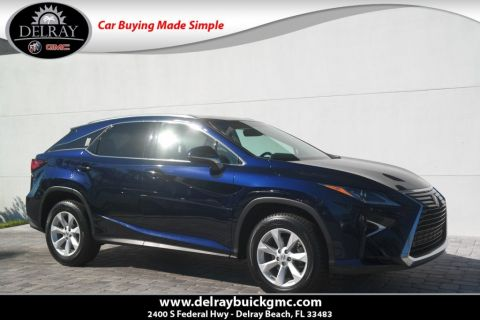 Pre-Owned 2016 Lexus RX 350 350 AWD