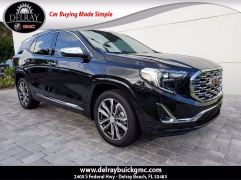 Pre-Owned 2018 GMC Terrain Denali With Navigation