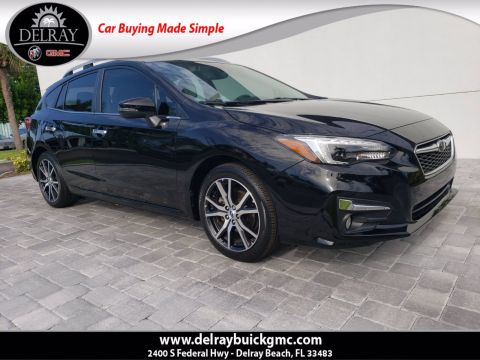 Pre-Owned 2018 Subaru Impreza 2.0i Limited With Navigation & AWD