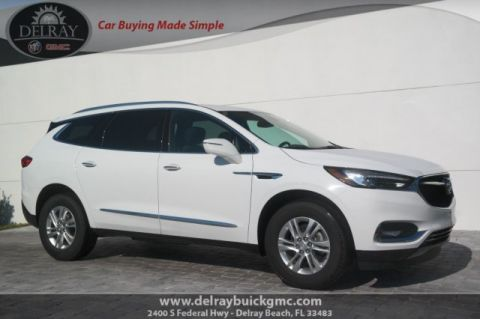 New 2019 Buick Enclave Preferred FWD 4D Sport Utility