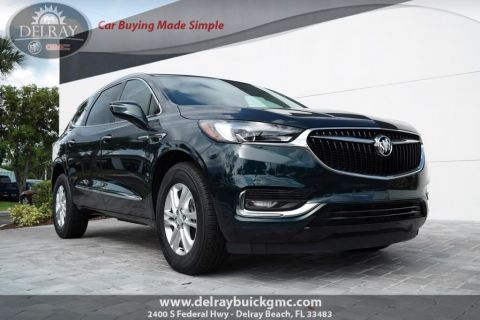 New 2019 Buick Enclave Premium Group With Navigation