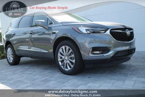 New 2020 Buick Enclave Premium Group With Navigation