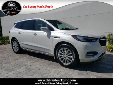 Pre-Owned 2019 Buick Enclave Premium Group With Navigation & AWD