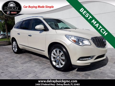 Pre-Owned 2015 Buick Enclave Premium Group With Navigation