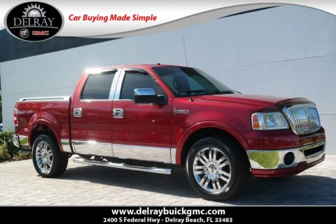 Pre-Owned 2008 Lincoln Mark LT Base With Navigation