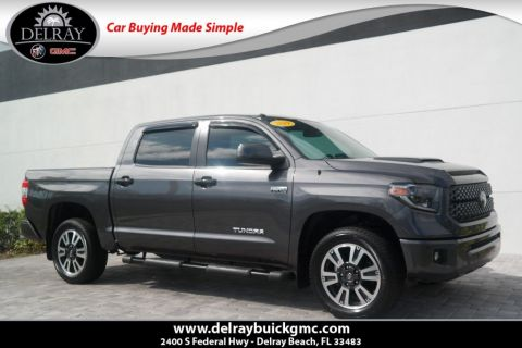 Pre-Owned 2019 Toyota Tundra SR5 With Navigation