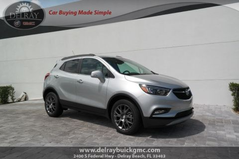 New 2019 Buick Encore Sport Touring Front Wheel Drive Sport Utility