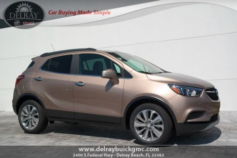 New 2019 Buick Encore Preferred