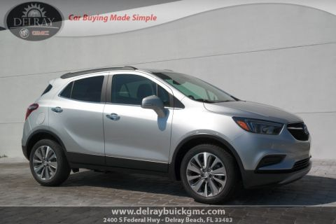 New 2019 Buick Encore Preferred FWD Sport Utility