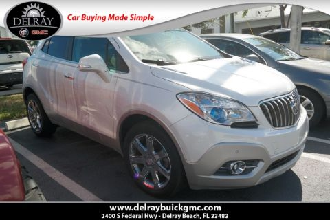 Pre-Owned 2014 Buick Encore Premium With Navigation
