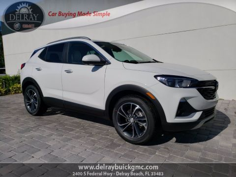 New 2020 Buick Encore GX Select FWD 4D Sport Utility