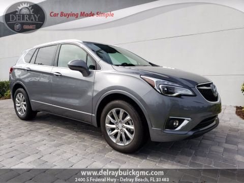 New 2020 Buick Envision Essence AWD