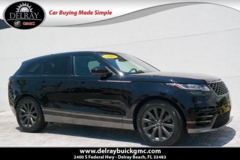 Pre-Owned 2018 Land Rover Range Rover Velar P380 SE R-Dynamic 4WD
