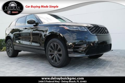 Pre-Owned 2018 Land Rover Range Rover Velar P380 SE R-Dynamic With Navigation & 4WD