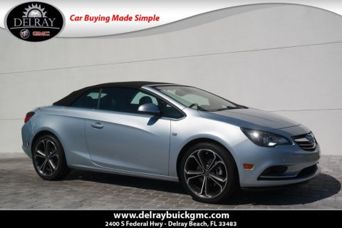 Pre-Owned 2016 Buick Cascada Premium With Navigation