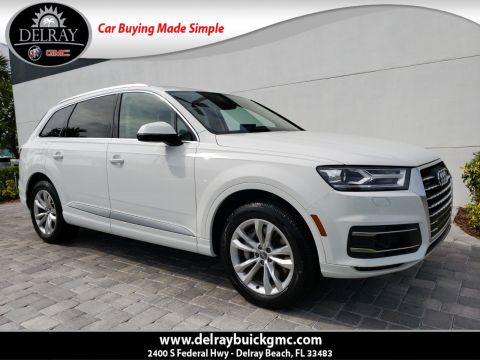 Pre-Owned 2018 Audi Q7 2.0T Premium With Navigation