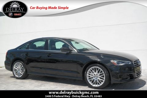more photos a12ed bcac0 Pre-Owned 2016 Audi A6 2.0T Premium FWD 4dr Car