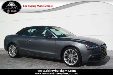 Pre-Owned 2013 Audi A5 Premium Plus AWD