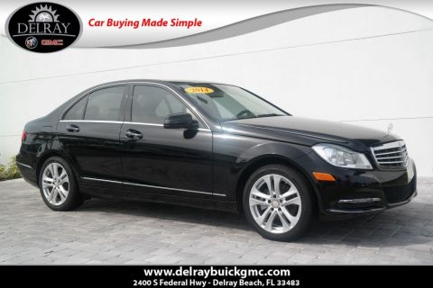 Pre-Owned 2014 Mercedes-Benz C-Class C 250 RWD 4D Sedan